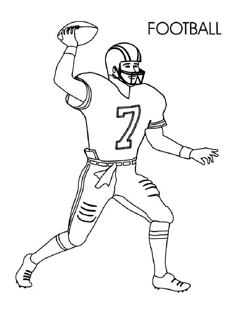 791x1024 Fresh Football Color Sheets Printable Alabama Coloring Pages
