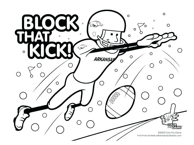 736x552 University Of Alabama Coloring Pages Football Color Pages Coloring