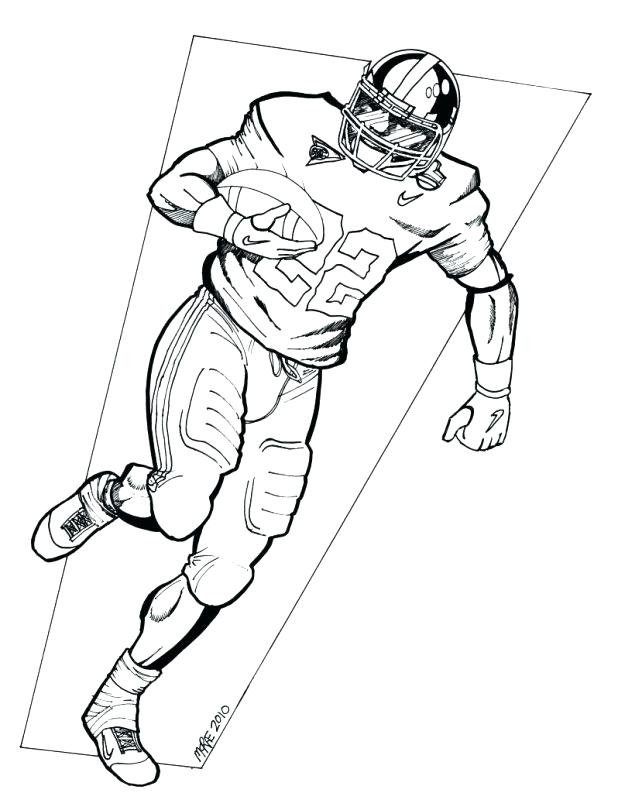 618x793 Alabama Crimson Tide Coloring Pages Football Coloring Pages