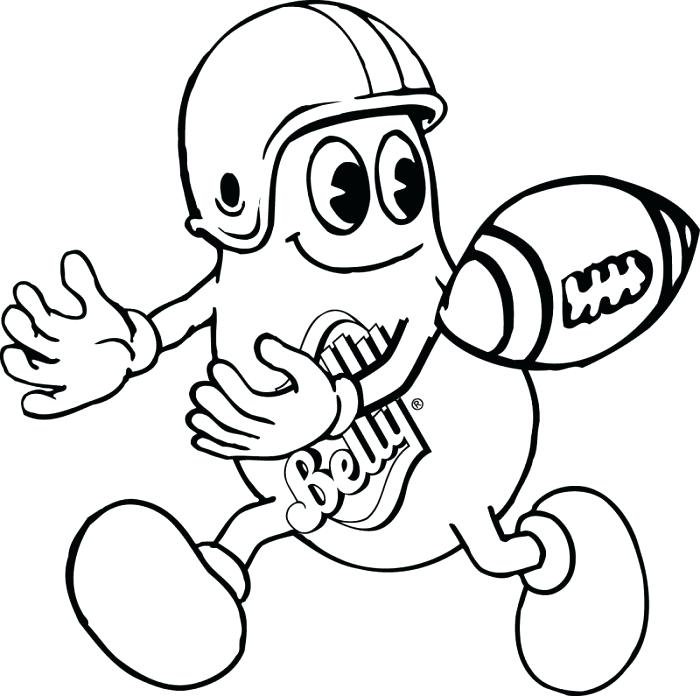 700x696 Alabama Crimson Tide Coloring Pages