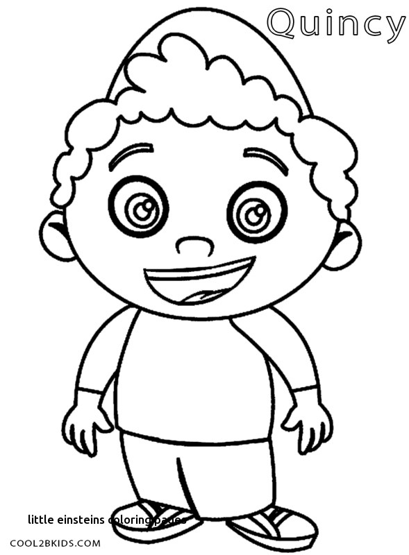 589x800 Albert Einstein Coloring Pages Leversetdujourfo For Little
