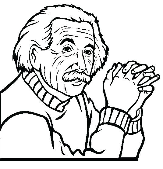 535x553 Albert Einstein Colouring Page Alphabet Coloring Pages Letter G