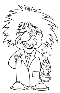 236x367 Shocking Ideas Albert Einstein Coloring Pages For Kids