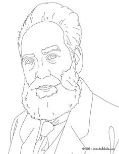 236x305 History Coloring Pages Volume Alexander Graham Bell