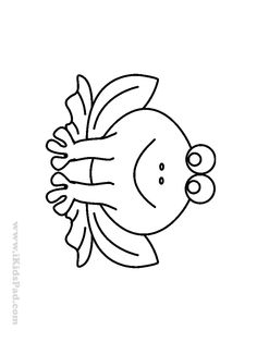 236x314 Easy Coloring Pages For Preschool Kids