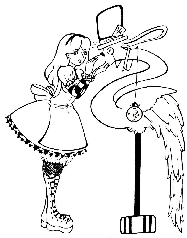 900x1142 Alice In Wonderland Alice
