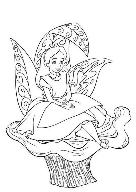 474x669 Disney Coloring Pages