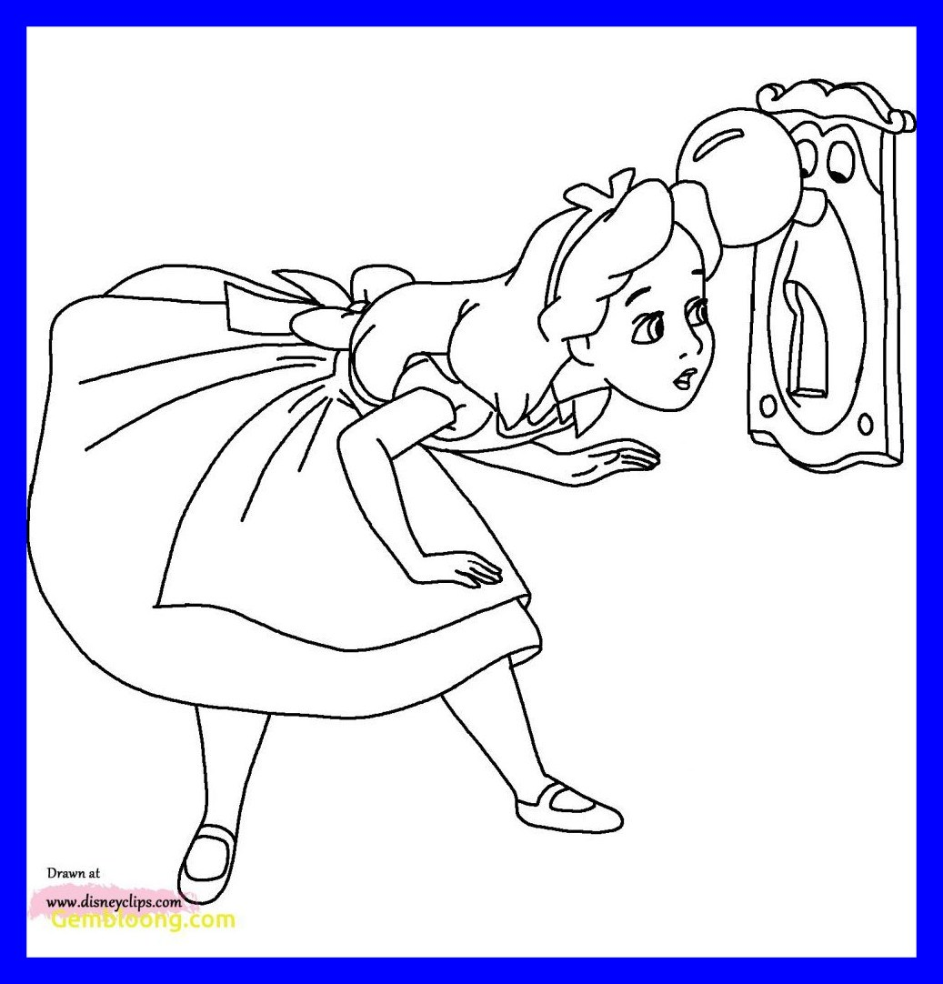 1037x1082 Fascinating Alice In Wonderland Coloring Pages Mad Hatter For Kids