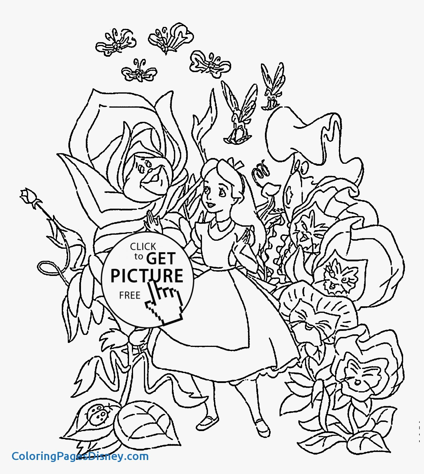1482x1656 Alice In Wonderland Coloring Pages Best Of Anime Mad Hatter