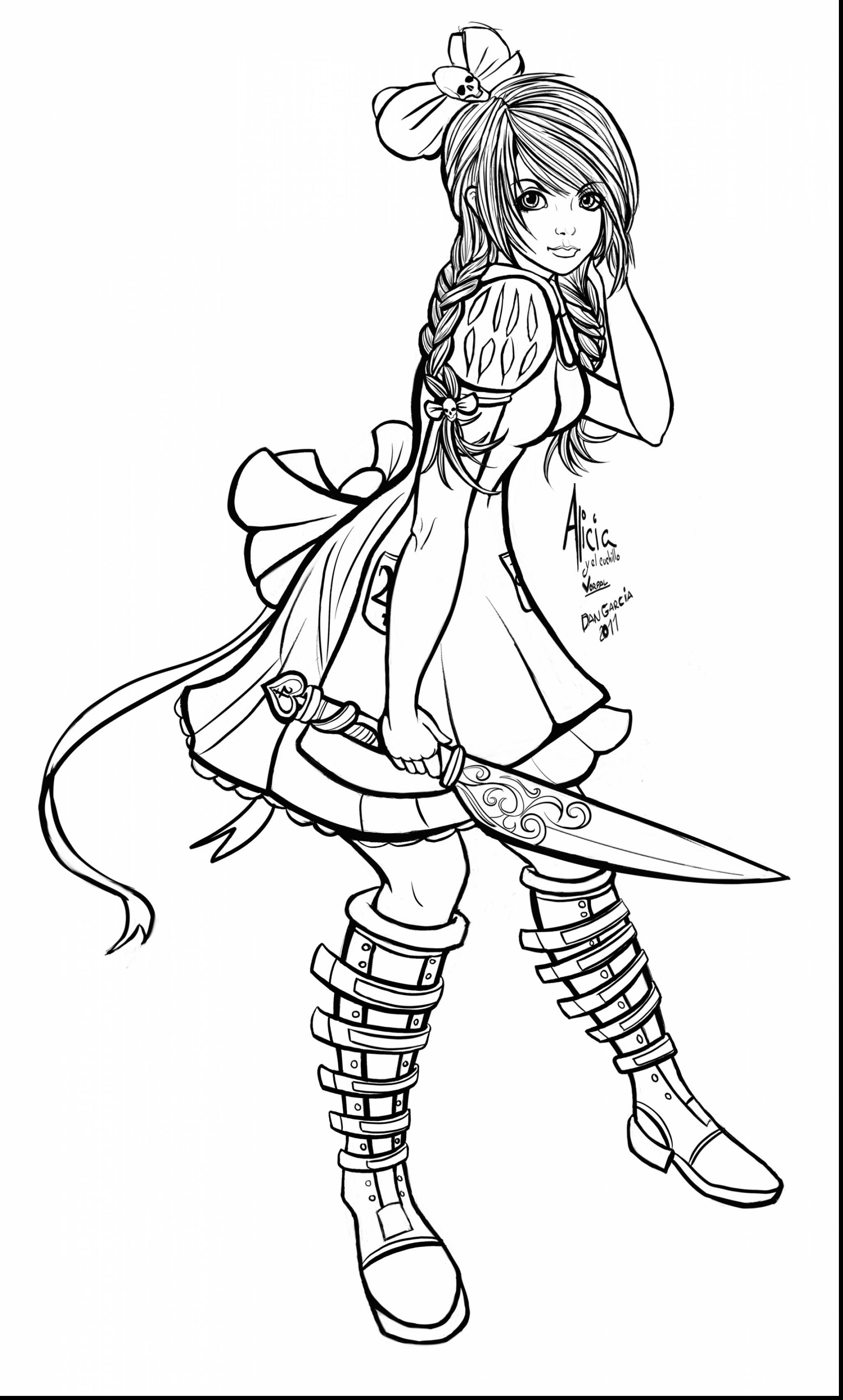 2053x3410 Alice Madness Returns Coloring Pages