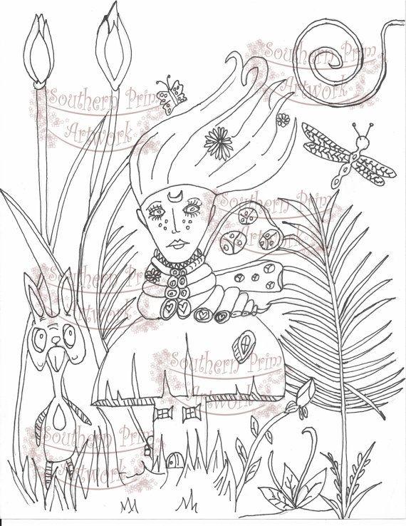 570x738 Alice In Wonderland Coloring Pages Elegant Alice In Wonderland