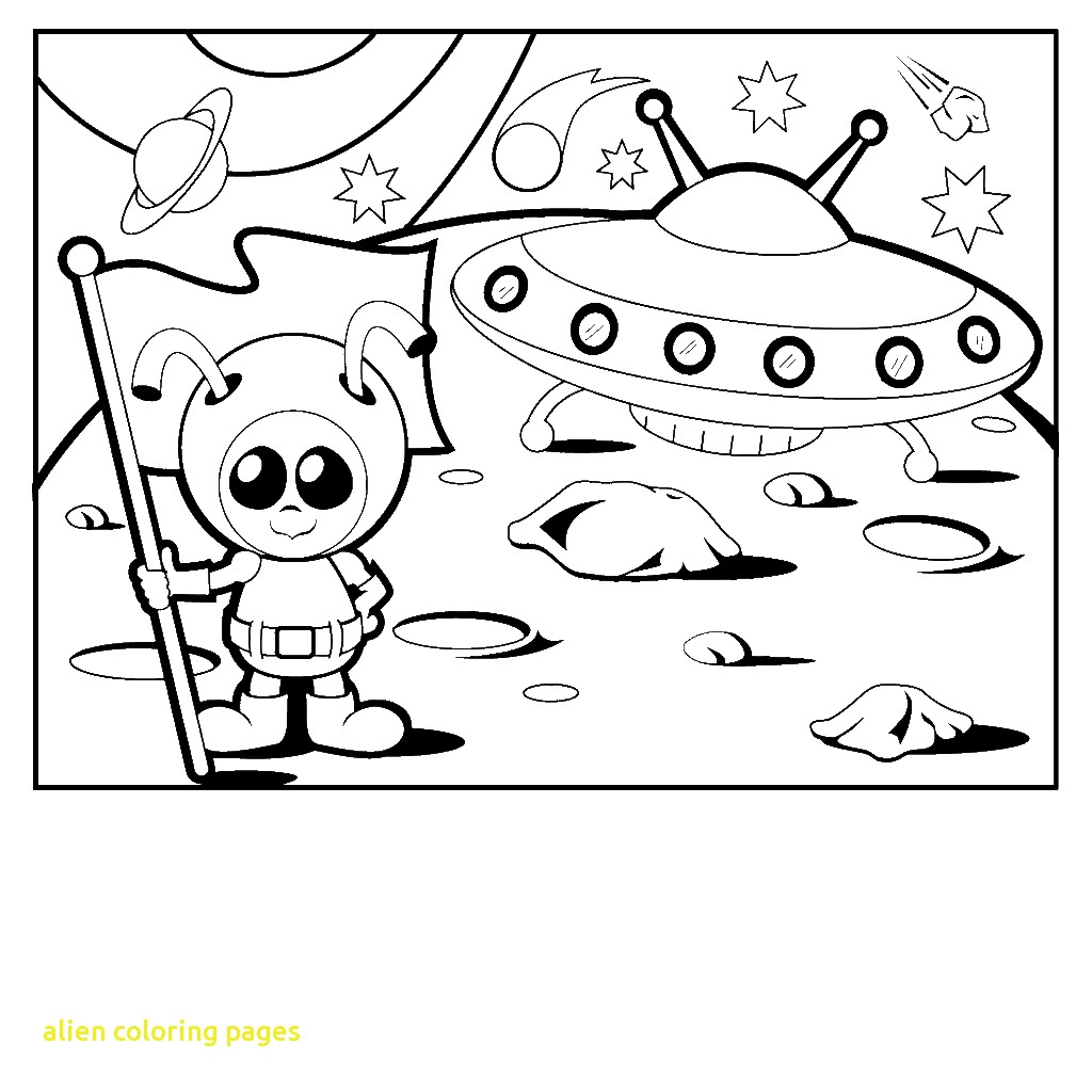 1024x1024 Suddenly Pictures Of Aliens To Colour Alien In Spaceship Coloring