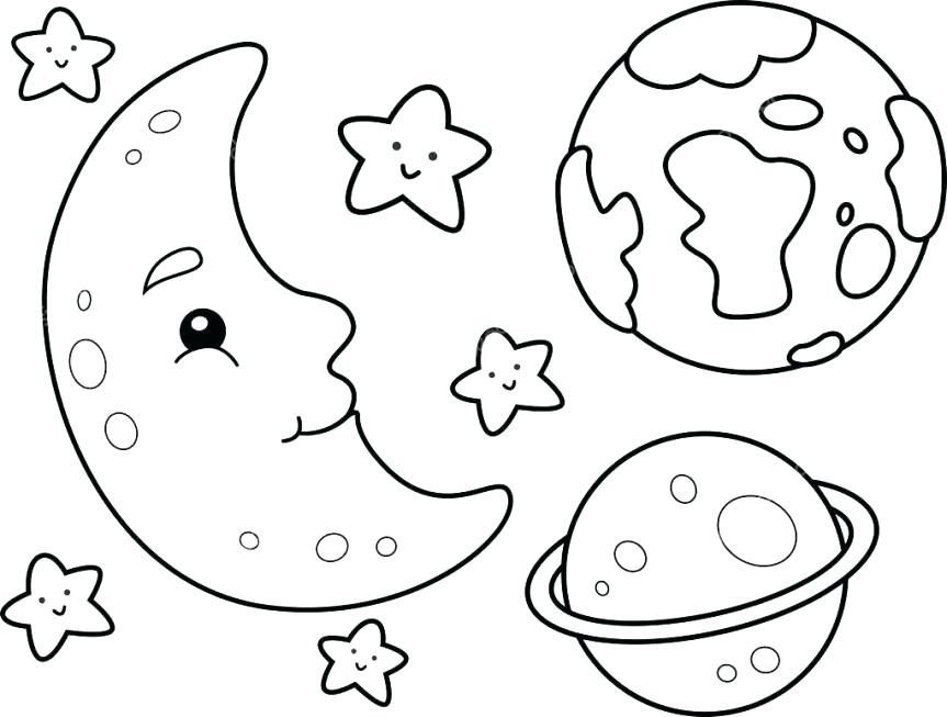 863x653 Spaceship Coloring Pages Twin Alien In Spaceship Coloring Page
