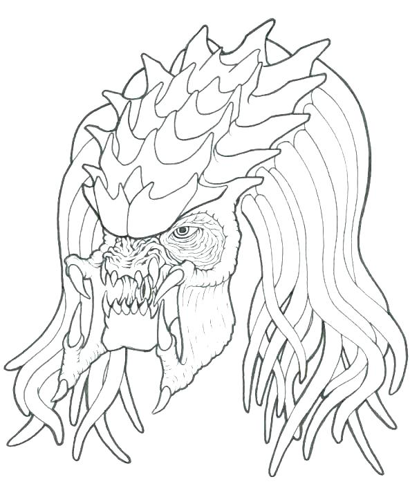 606x716 Predator Coloring Pages Predator Coloring Pages Predator Coloring