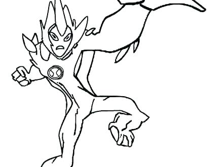 440x330 Alien Coloring Pages Magic Spaceship Coloring Pages Drawn Page