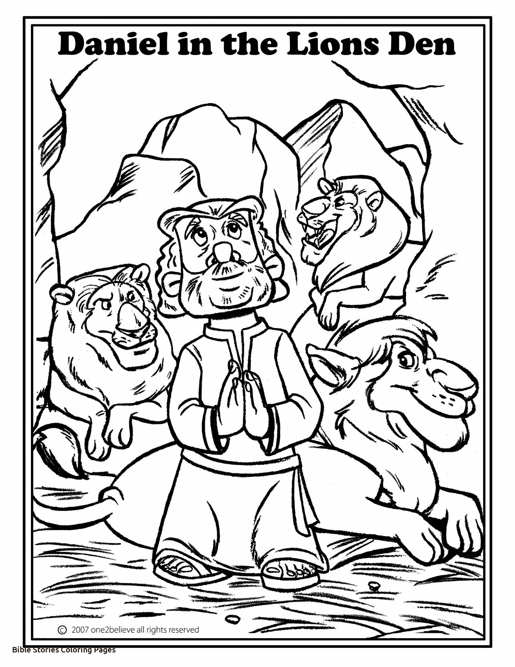 1700x2200 Bible Stories Coloring Pages Preschoolers