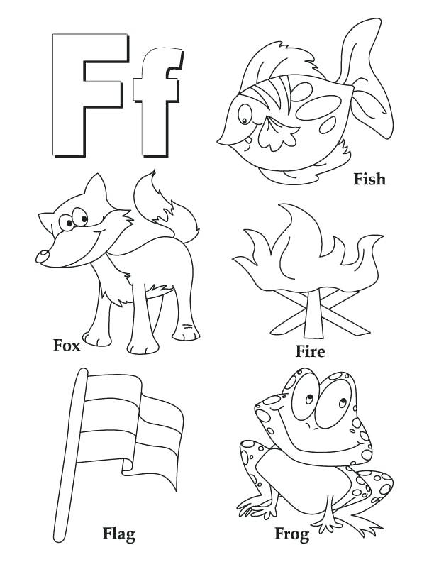 612x792 Coloring Page Letter A Letter E Coloring Pages Free Of Preschool