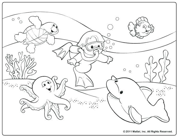 736x568 Free Printable Coloring Pages For Preschoolers Together With Easy