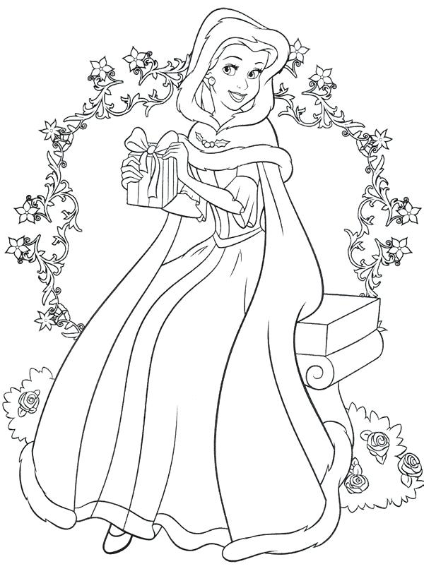600x816 Coloring Pages Disney Princesses Coloring Pages Fairies Dolls
