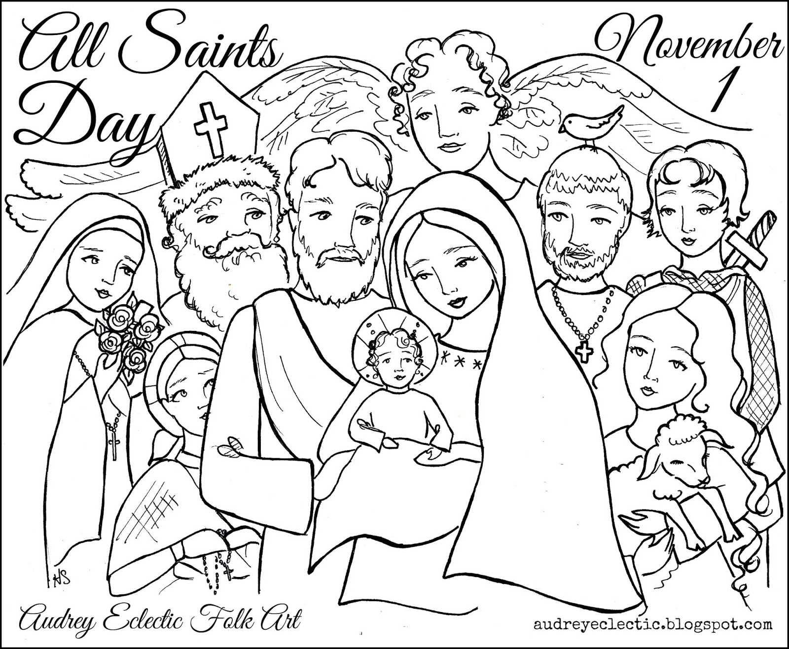 1600x1316 All Saints Day Coloring Pages Beautiful Saint Nicholas At New