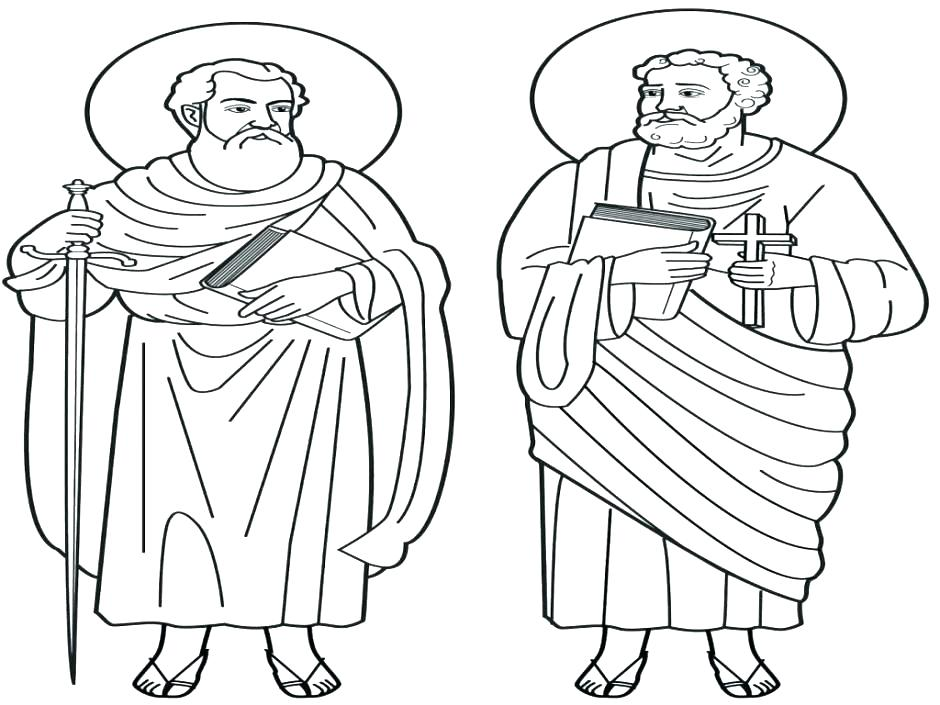 940x705 All Saints Day Coloring Pages All Saints Day Coloring Pages All