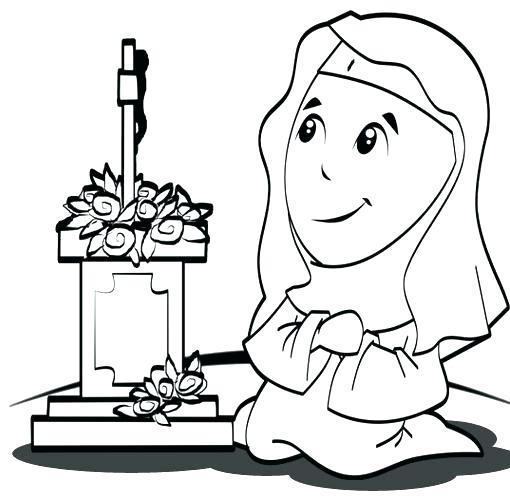 510x497 All Souls Day Coloring Pages All Souls Day Coloring Pages Coloring