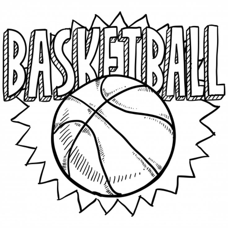 Allen Iverson Coloring Pages