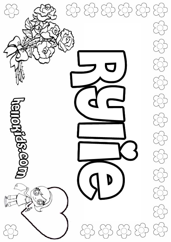 600x849 Rose Aloha Coloring Pages