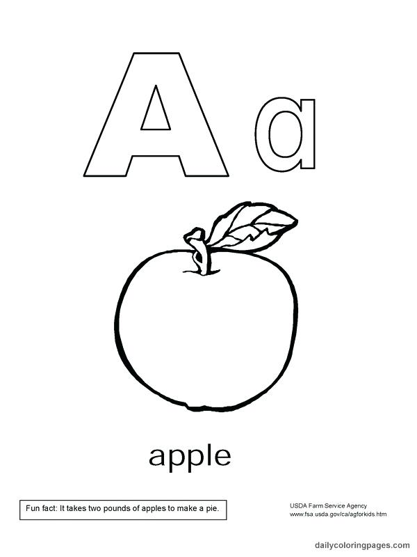 600x800 Alphabet Coloring Sheets Letters Coloring Pages Printable Letter