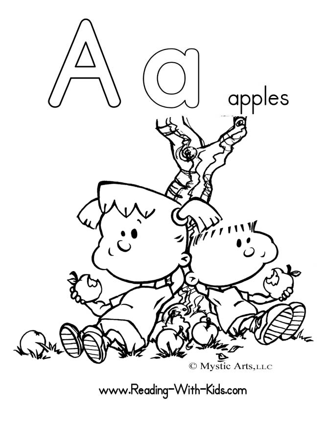 670x863 Alphabet Coloring Pages Coloring Page Of Alphabet Letters