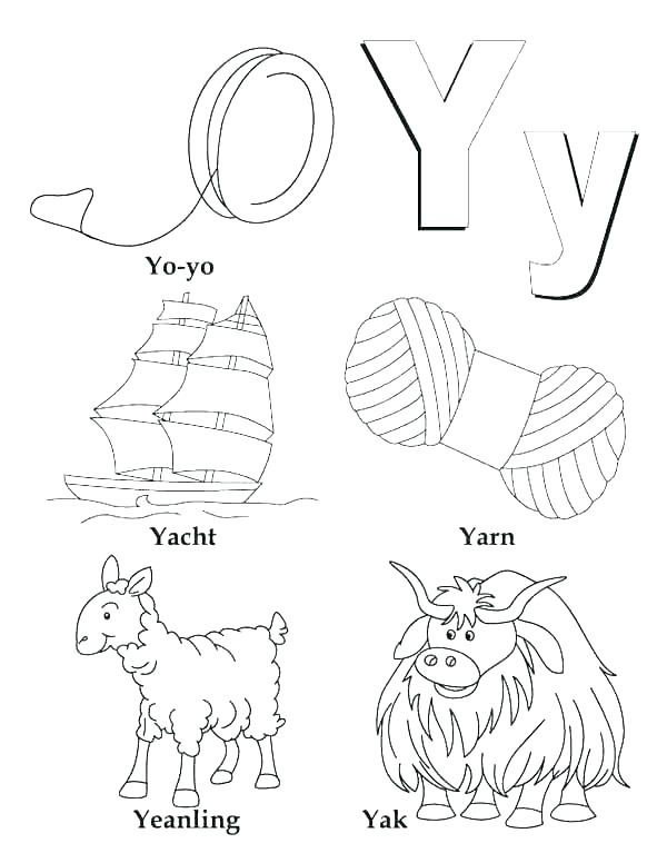600x776 Coloring Pages I Spy Alphabet Colouring Page C Letter B Coloring