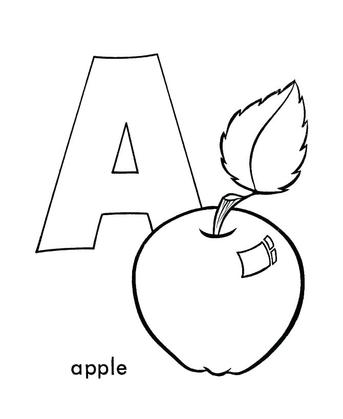670x820 Alphabet Coloring Pages To Print Free Coloring Pages Alphabet