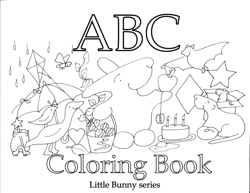 1000x773 Luxury Alphabet Book Coloring Pages Or Free Coloring Pages Free