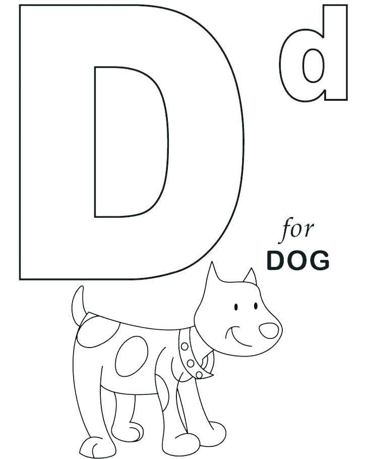 Alphabet Coloring Pages E