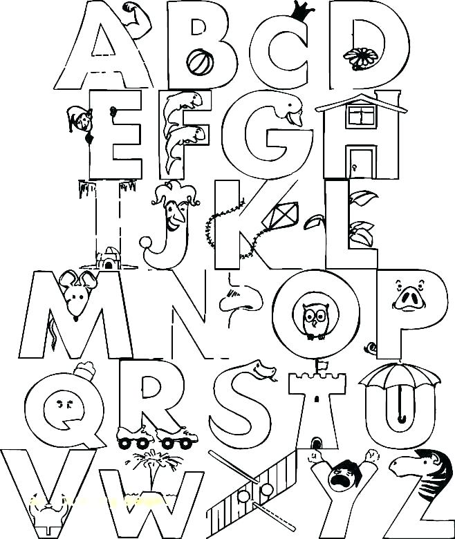 658x780 Alphabet Colouring Pages For Adults Coloring For Adults Alphabet