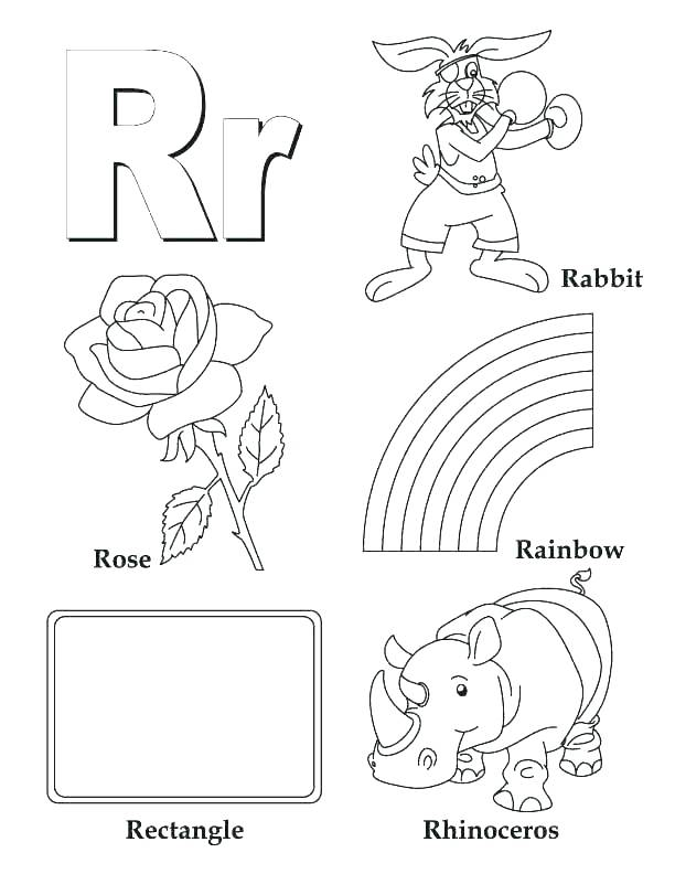 612x792 Alphabet Coloring Pages Printable Lowercase Alphabet Coloring