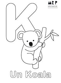 238x320 French Alphabet Coloring Pages