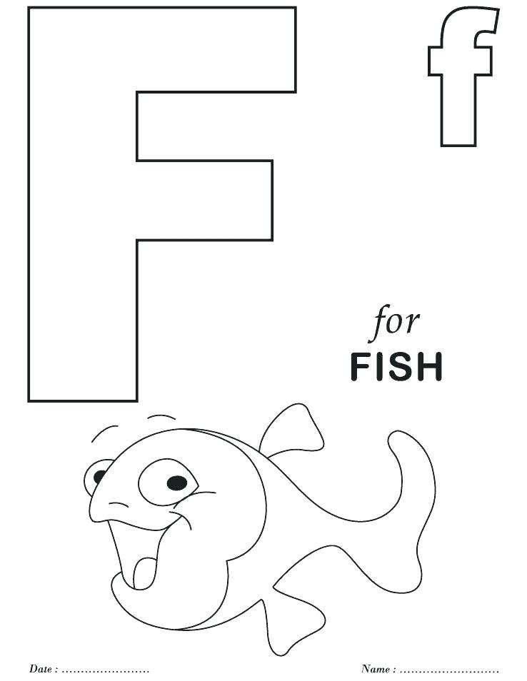 738x954 Alphabet Coloring Pages Preschool Alphabet Coloring Pages