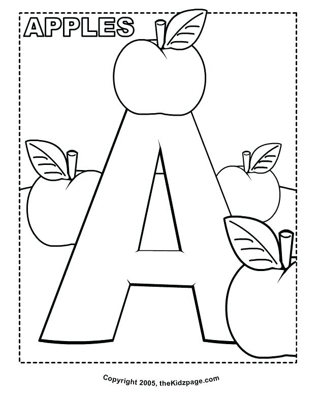 628x796 Free Alphabet Coloring Pages For Toddlers Impressive Lovely Free