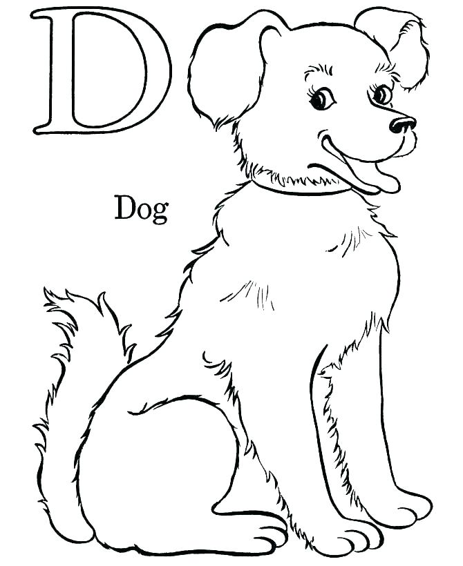 670x820 Abc Coloring Pages For Preschoolers