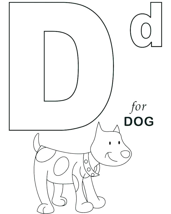 728x910 Alphabet Coloring Pages For Toddlers