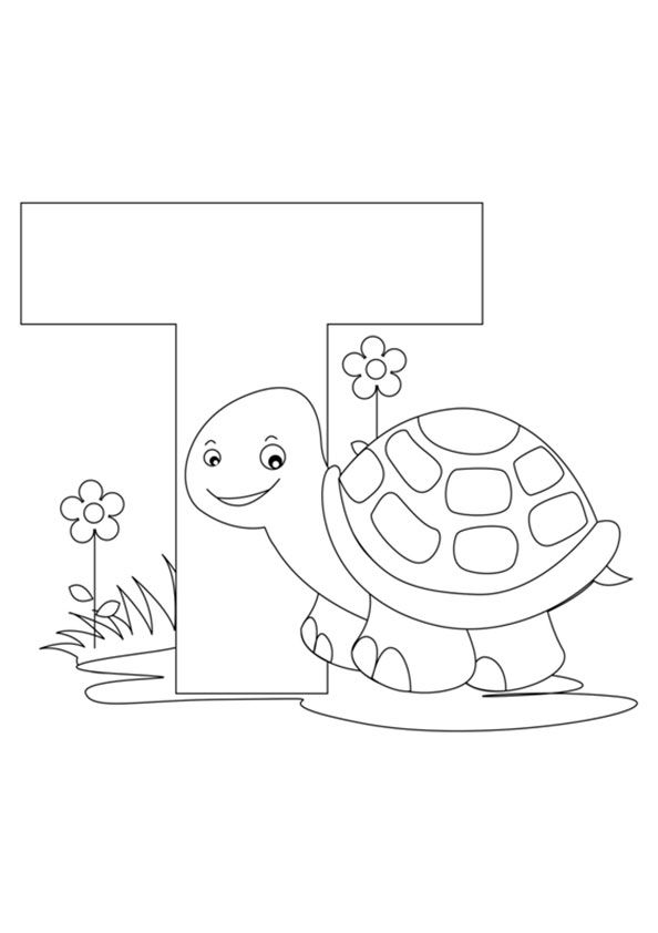 594x842 Print Coloring Image Pre Kinder, Activities And School