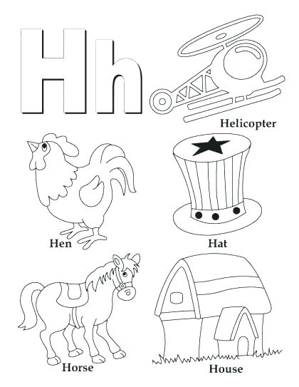 420x543 Letter S Coloring Pages Letter S Coloring Pages Preschool Letters