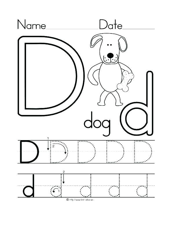 591x779 Preschool Coloring Pages Alphabet