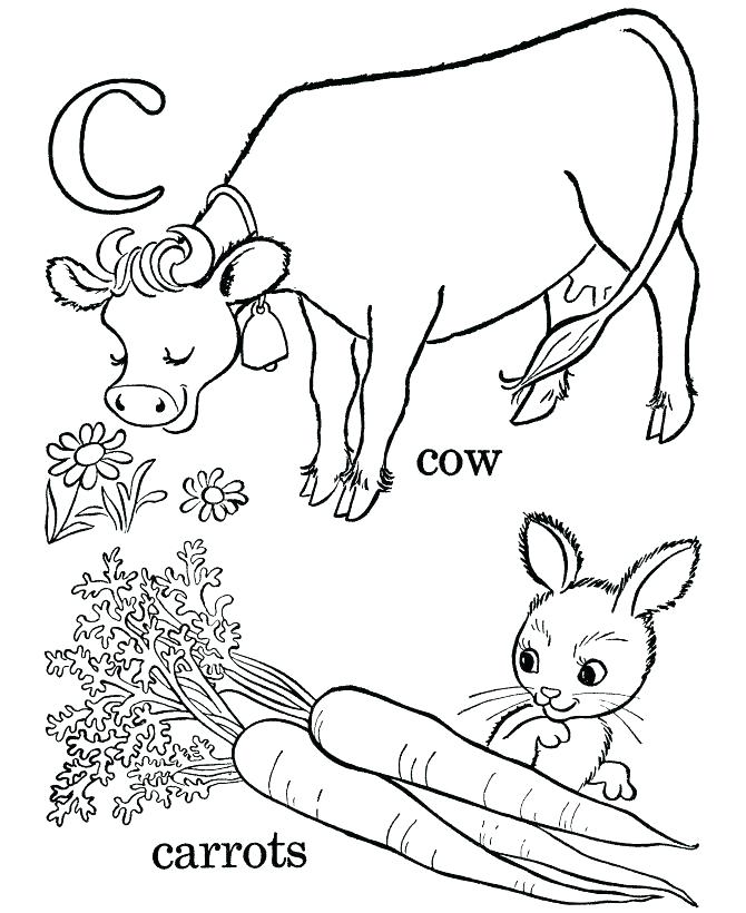 670x820 Abc Color Pages Coloring Pages For Kindergarten Alphabet Coloring