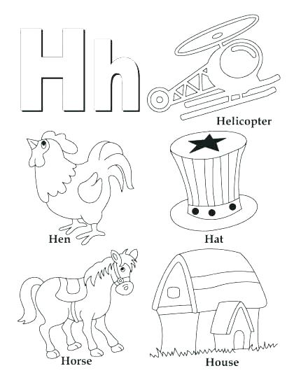 Alphabet Letters Coloring Pages at GetDrawings.com | Free for ...