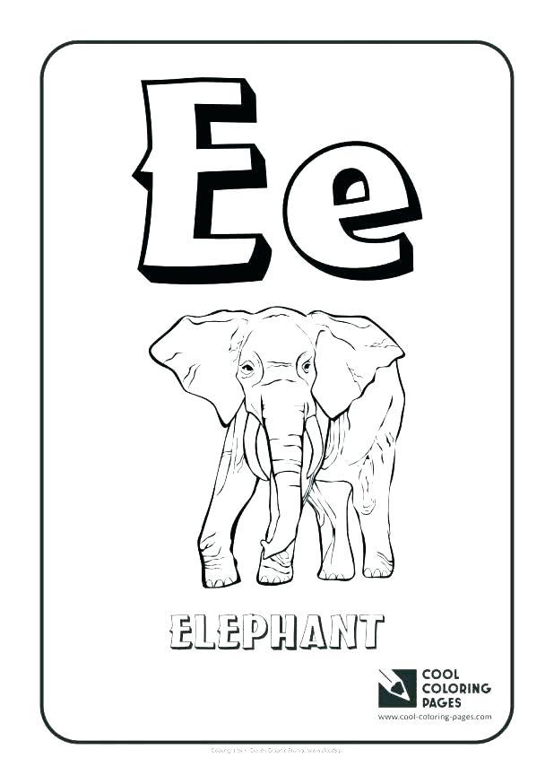 618x874 Letter E Coloring Page Letter E Coloring Pages E Coloring Page