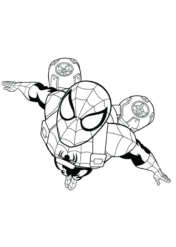565x792 Amazing Coloring Pages Amazing Spider Man Coloring Amazing