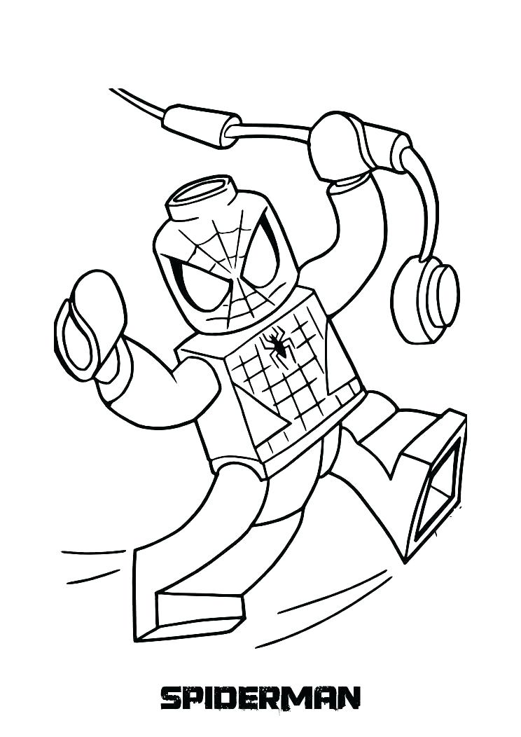 744x1052 Amazing Spider Man Coloring Pages Spider Man Colouring Pages