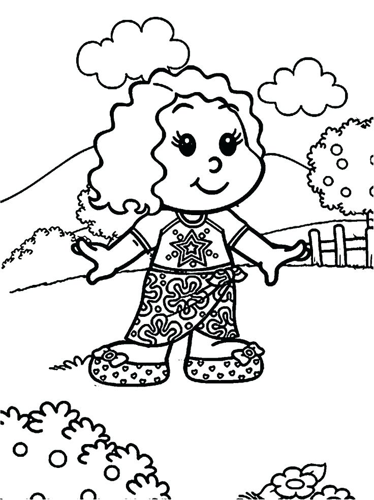736x983 Amelia Bedelia Coloring Pages Beautiful And Perfect In The Garden